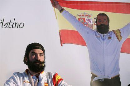 Regino Hernández, bronce olímpico en Corea, homenajeado en Sierra Nevada