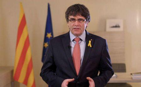 La Fiscalía alemana pide la extradición para Puigdemont.