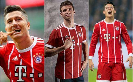 'Mia san mia', el gigante alemán ya está aquí; así llega el Bayern