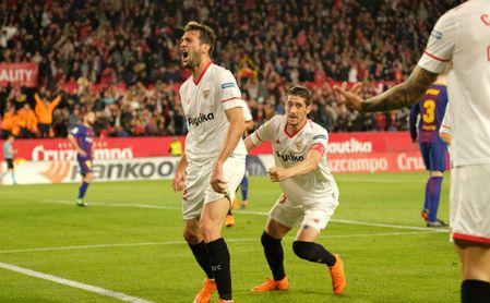 Horario y televisión del Sevilla-Bayern y el resto de partidos de cuartos