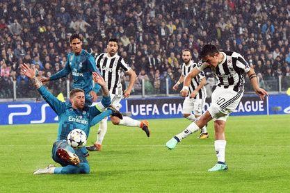 Ramos se perderá la vuelta por el Madrid; Dybala y Betancur en la Juve