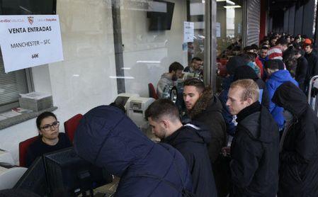 El Sevilla comienza la venta de entradas para la final de Copa el jueves