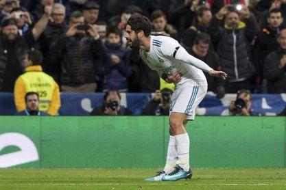Zidane apuesta por Isco en el Juventus Stadium
