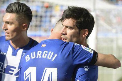 """Burgui: """"Si ganamos al Getafe daremos un paso casi definitivo para mantenernos"""""""