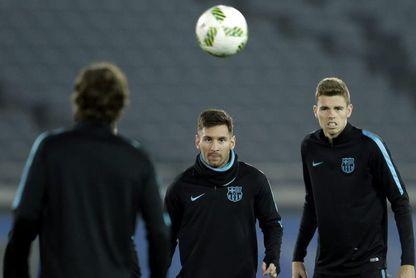 """Gumbau: """"Messi lee todo antes de que la gente lo vea"""""""