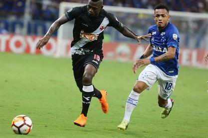 0-0. El uruguayo Martín Silva salva al Vasco en un pírrico empate ante Cruzeiro