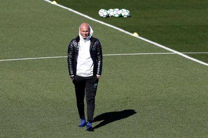 El Real Madrid empieza a preparar el derbi ante el Atlético de Madrid