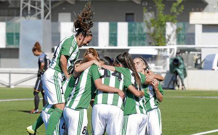 El Betis Féminas, a rematar una gran temporada.