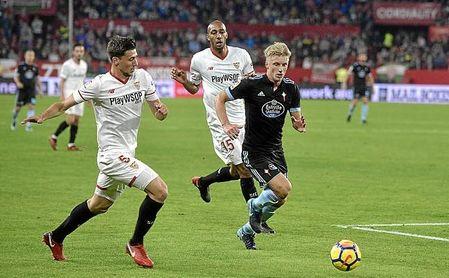 Con Berizzo en el banco, las opciones de que Wass recalase en el Sevilla eran importantes.