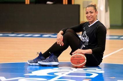 """Erika de Souza: """"En el deporte es muy difícil la igualdad"""""""