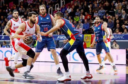Los mejores equipos de la segunda vuelta de la ACB miden fuerzas en Vitoria