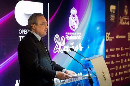 """Operación Triunfo y el Real Madrid """"caminan juntos por un mundo mejor"""""""