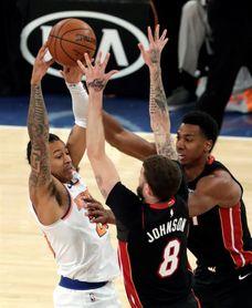 122-98. Los Knicks vuelven a ganar después de cuatro derrotas
