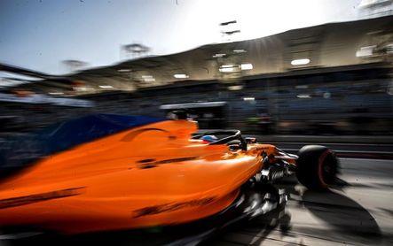 Alonso y ´Checo´ Pérez eliminados en segunda ronda (Q2), Verstappen no salió