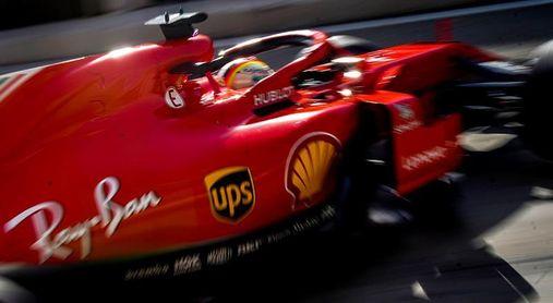 Vettel saldrá desde la ´pole´ en Sakhir