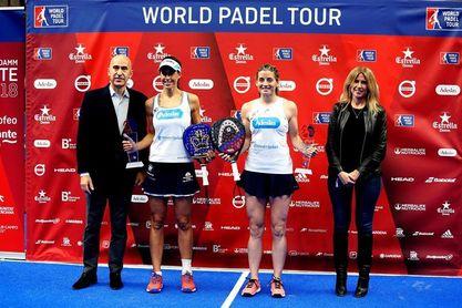 Bela y Lima y Marrero y Salazar conquistan el World Padel Tour de Alicante