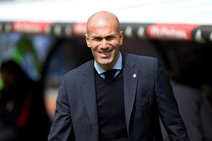 """Zidane: """"Oblak es muy bueno"""""""
