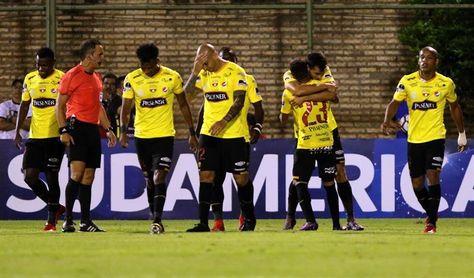 Barcelona le gana el clásico a Emelec y se mantiene líder en Ecuador