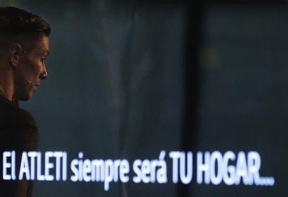 Fernando Torres anuncia que esta será su última temporada en el Atlético