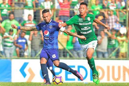 El Marathón lidera fútbol de Honduras y el Motagua lo escolta a tres puntos
