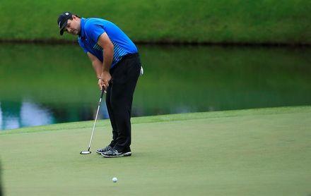 Reed consolida el liderato y Rahm cuarto en el Masters de Augusta