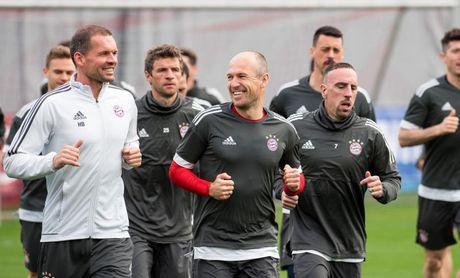 El Sevilla busca la proeza ante un Bayern que no se fía