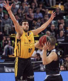 El Bilbao Basket recurrirá la sanción por el incorrecto uso de la megafonía