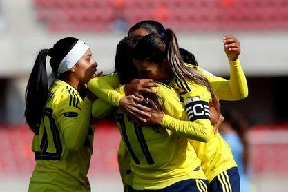 Colombia se asegura la ronda final y Chile se acerca