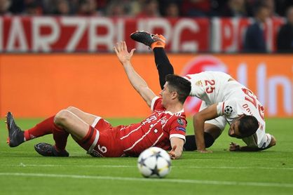 Bayern 0-0 Sevilla FC: Adiós al sueño con la cabeza muy alta