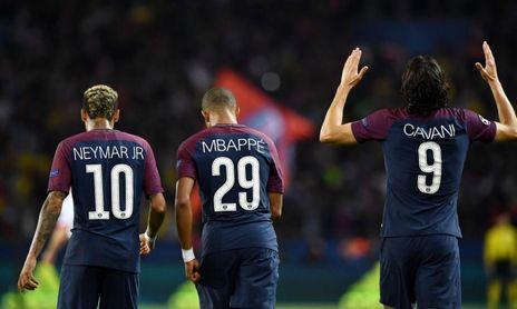 La UEFA podría dejar al PSG sin Champions