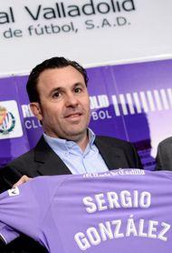 Sergio quiere meter al Valladolid en el ascenso pero primero es ganar al Sporting