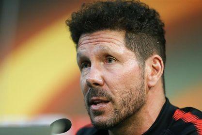 """Simeone, sobre Torres: """"No me arrepiento de nada"""""""