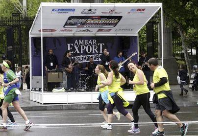 35.000 Personas de 124 países correrán en Madrid a ritmo de rock n´roll