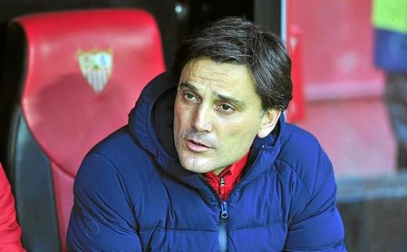 Montella, solo 7 de 27 puntos posibles en liga después de jugar Champions o Copa