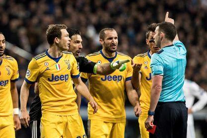 La rabia del Juventus en las portadas de la prensa italiana