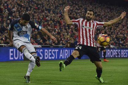 Athletic y Deportivo apuran sus escasas opciones en San Mamés