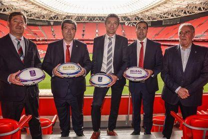 Bilbao recibirá a unos 100.000 aficionados en las finales europeas de rugby