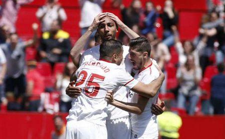 Sevilla FC 2-2 Villarreal: Encendido relámpago para ver en la oscuridad