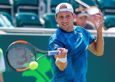 Sandgren derrota a Karlovic y llega a su primera final de ATP