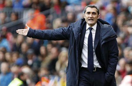 """Valverde: """"En agosto pensamos que la Liga era imposible, pero la tenemos ahí"""""""