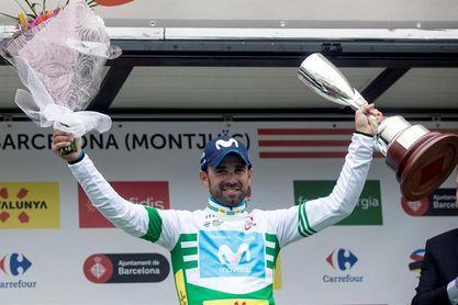 Valverde por su primera Amstel ante Sagan, Avermaet y Gilbert