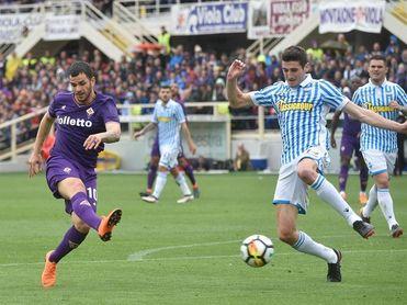 El Fiorentina interrumpe ante el Spal su racha de seis victorias consecutivas