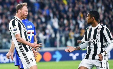 El Juventus golea al Sampdoria y ya suma 6 puntos de ventaja sobre el Nápoles