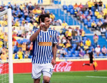 Oyarzabal se consolida como uno de los goleadores más jóvenes de la Liga