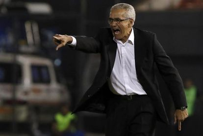 El uruguayo Gregorio Pérez sale de Santa Fe por decisión del presidente del club