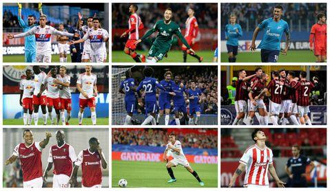 La Europa League 18/19 va tomando cuerpo