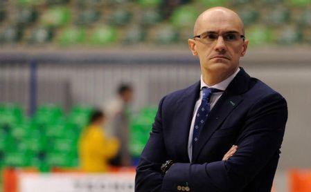 Javi Carrasco sustituye a Óscar Quintana como entrenador del Betis Baloncesto.