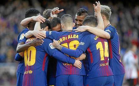 El Barça reserva a cuatro de sus pilares para la Copa