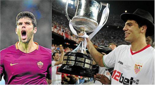 Fazio, en la Roma en la actualidad, ganó la Copa del Rey de 2010 y la de 2007 con el Sevilla.