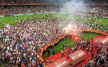 Imagen de la celebración.